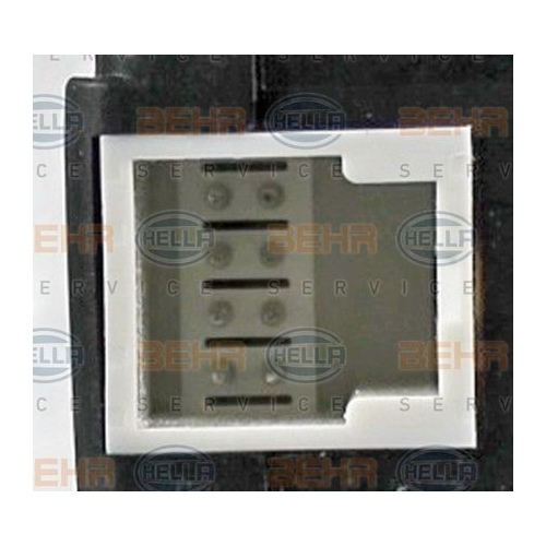 Control, blending flap HELLA 6NW 351 345-171 FORD