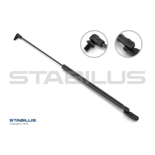 Gas Spring, boot-/cargo area STABILUS 015058 // LIFT-O-MAT® MAZDA