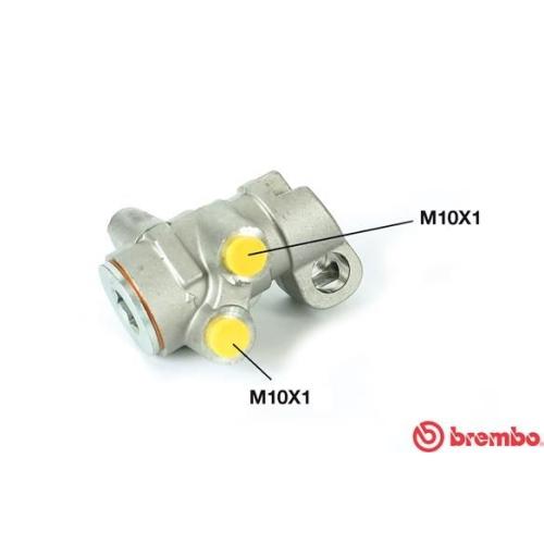 BREMBO Bremskraftregler R 61 002