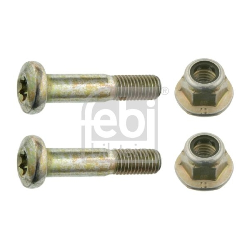 Clamping Screw Set, ball joint FEBI BILSTEIN 24395 FORD