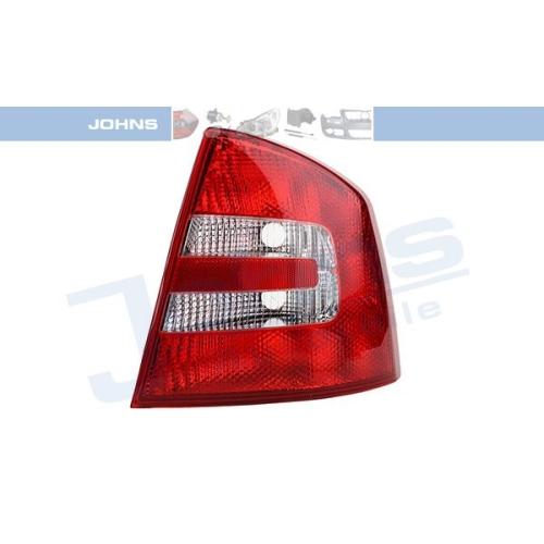 Combination Rearlight JOHNS 71 21 88-1 SKODA