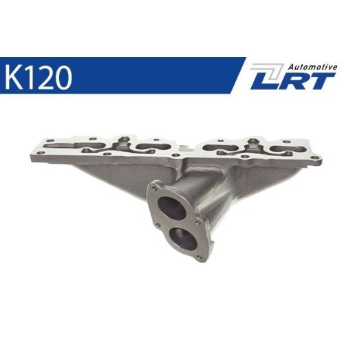 LRT Manifold, exhaust system K120