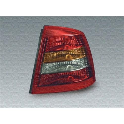 Combination Rearlight MAGNETI MARELLI 714028771701 OPEL VAUXHALL