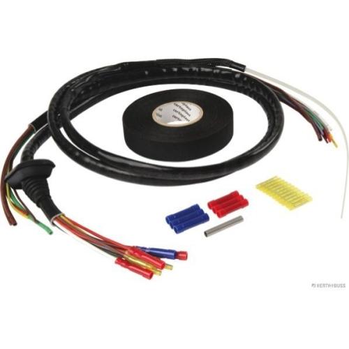 Cable Repair Set, tailgate HERTH+BUSS ELPARTS 51277165 BMW