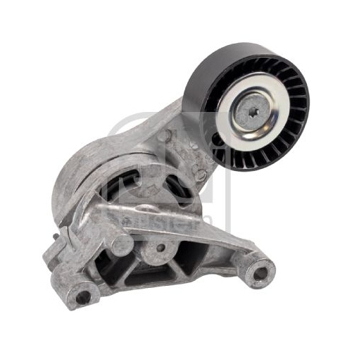 Belt Tensioner, v-ribbed belt FEBI BILSTEIN 27806 AUDI SEAT SKODA VW