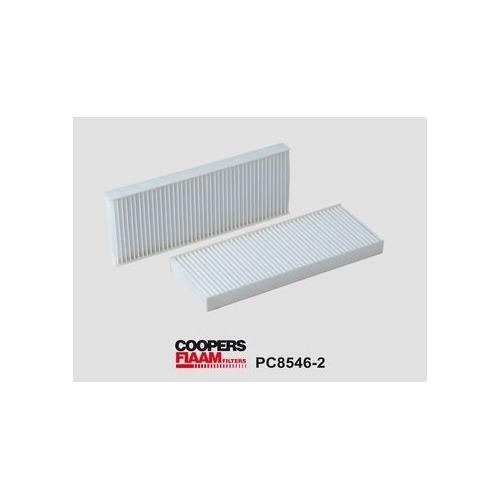 Filter, Innenraumluft CoopersFiaam PC8546-2 NISSAN