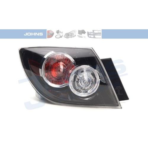 Combination Rearlight JOHNS 45 08 87-81 MAZDA