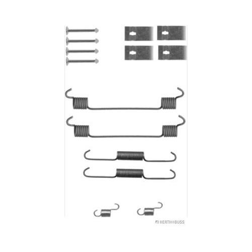 Accessory Kit, brake shoes HERTH+BUSS JAKOPARTS J3568004