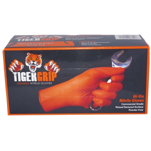 Kunzer Nitril Handschuhe TIGER GRIP L