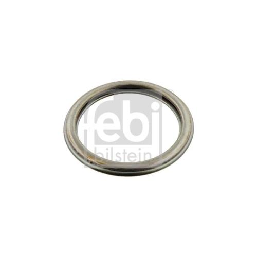 Seal Ring, oil drain plug FEBI BILSTEIN 30651 SUBARU