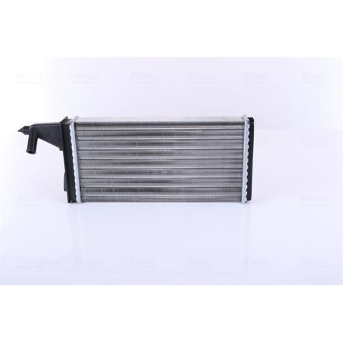 Heat Exchanger, interior heating NISSENS 71808 IVECO ZASTAVA