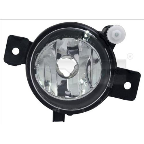 Fog Light TYC 19-12107-01-9 BMW