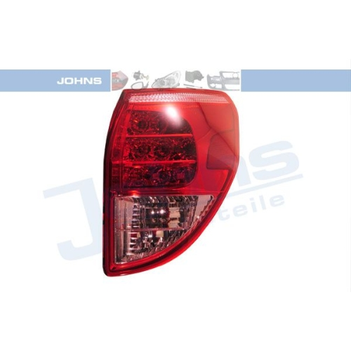 Combination Rearlight JOHNS 81 43 88-1 TOYOTA