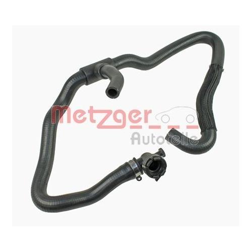 Radiator Hose METZGER 2420389 RENAULT
