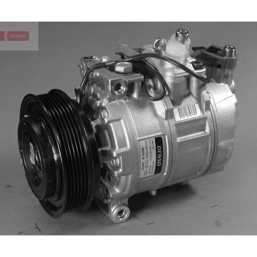 DENSO Kompressor, Klimaanlage DCP02005