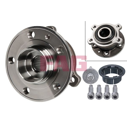 Wheel Bearing Kit FAG 713 6604 80 VOLVO
