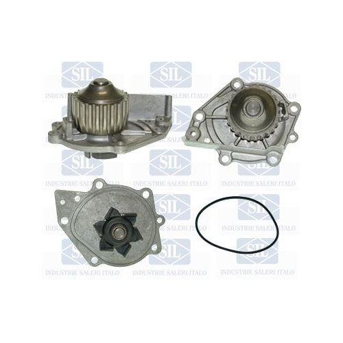 Water Pump Saleri SIL PA682P ROVER LAND ROVER