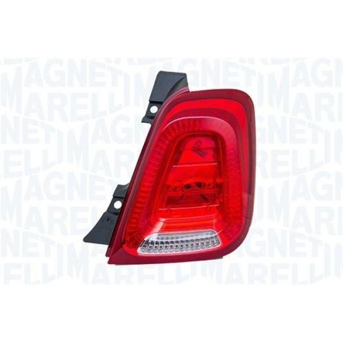 Combination Rearlight MAGNETI MARELLI 714081590202 FIAT