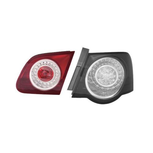 Combination Rearlight VAN WEZEL 5839940 VW