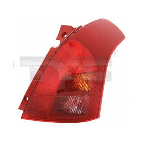 Combination Rearlight TYC 11-0804-01-2 SUZUKI