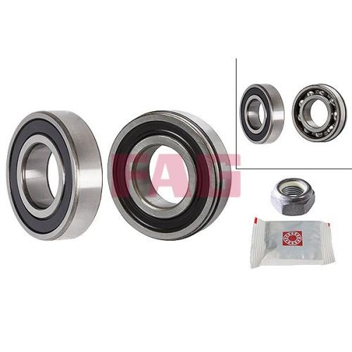 Wheel Bearing Kit FAG 713 6301 30 RENAULT