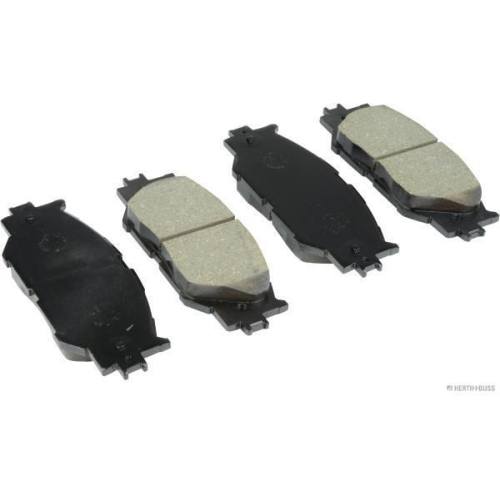 Brake Pad Set, disc brake HERTH+BUSS JAKOPARTS J3602126 TOYOTA LEXUS