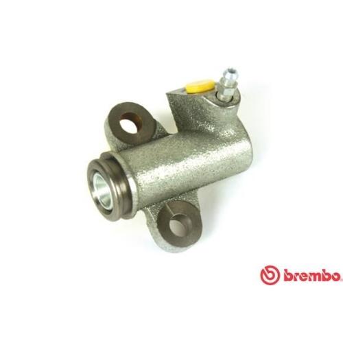 Nehmerzylinder, Kupplung BREMBO E 56 016 NISSAN
