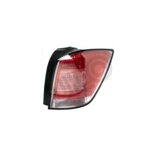 Combination Rearlight ULO 1006012 OPEL