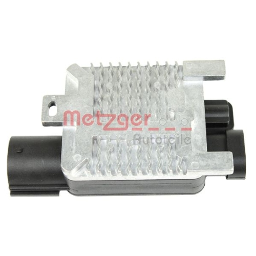 Control Unit, electric fan (engine cooling) METZGER 0917038 FORD