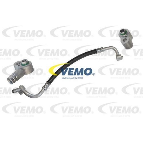 High-/Low Pressure Line, air conditioning VEMO V15-20-0014 Original VEMO Quality