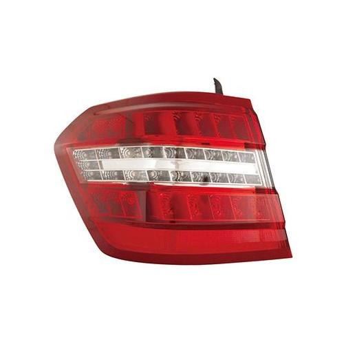 Combination Rearlight VAN WEZEL 2949925 SMART