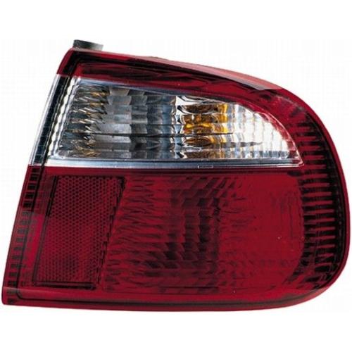 Combination Rearlight HELLA 9EL 963 702-011 SEAT