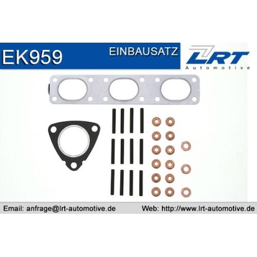 LRT Montagesatz, Abgaskrümmer EK959
