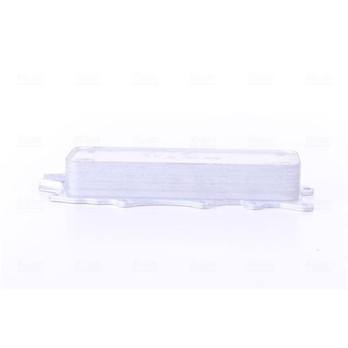 Ölkühler, Motoröl NISSENS 90784 CHRYSLER DODGE MERCEDES-BENZ JEEP
