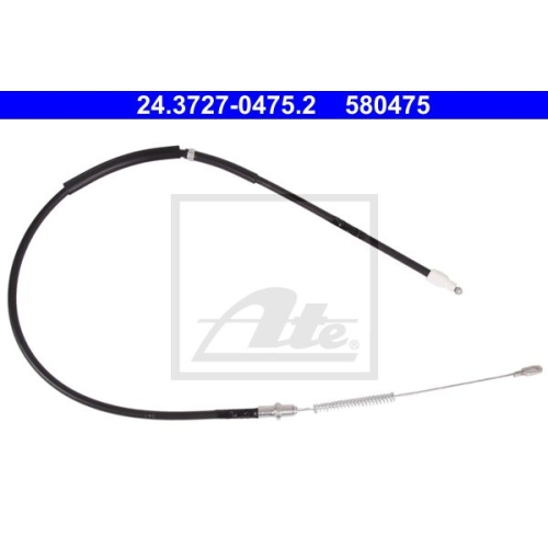 ATE Cable, parking brake 24.3727-0475.2