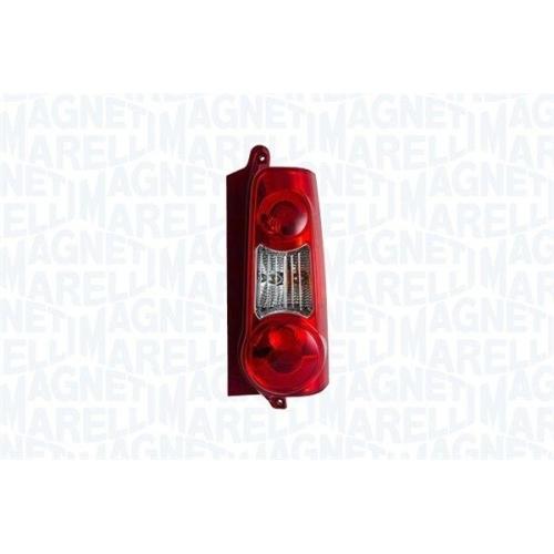 Combination Rearlight MAGNETI MARELLI 714000283502 PEUGEOT