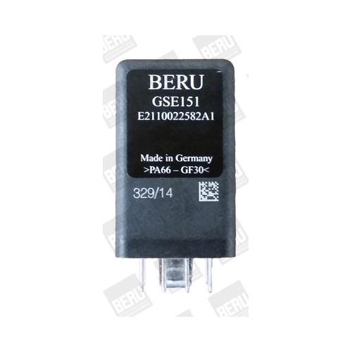 BERU Control Unit, glow plug system GSE151