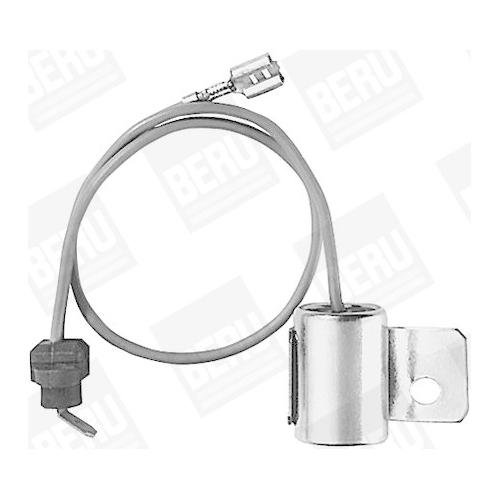 Condenser, ignition BERU by DRiV ZK123 VAG