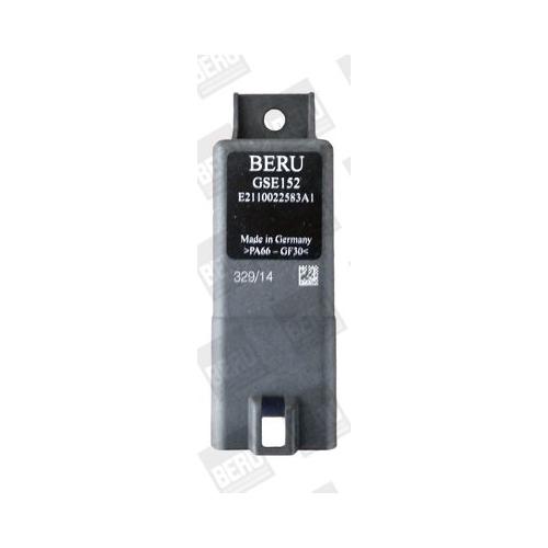 BERU Control Unit, glow plug system GSE152