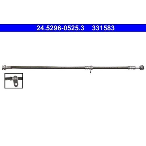 Brake Hose ATE 24.5296-0525.3 SUZUKI