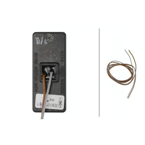 Auxiliary Indicator HELLA 2BM 008 771-001 AGCO HYMER KNAUS ARTEGA