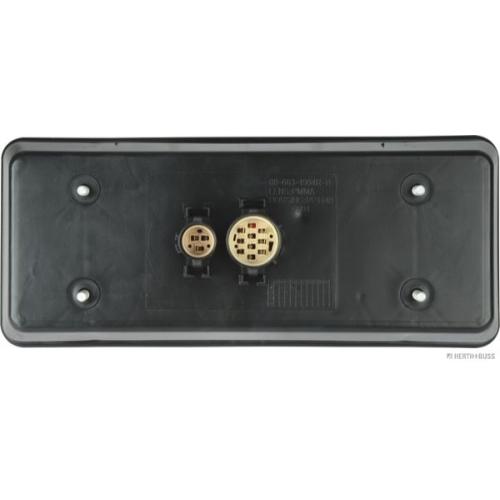Combination Rearlight HERTH+BUSS ELPARTS 83840478 FIAT IVECO