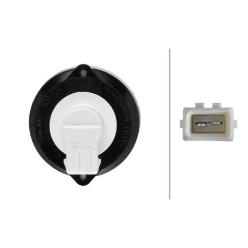 Indicator HELLA 2BA 009 001-191 SAME DEUTZ-FAHR LANDINI YANMAR HYMER TEREX