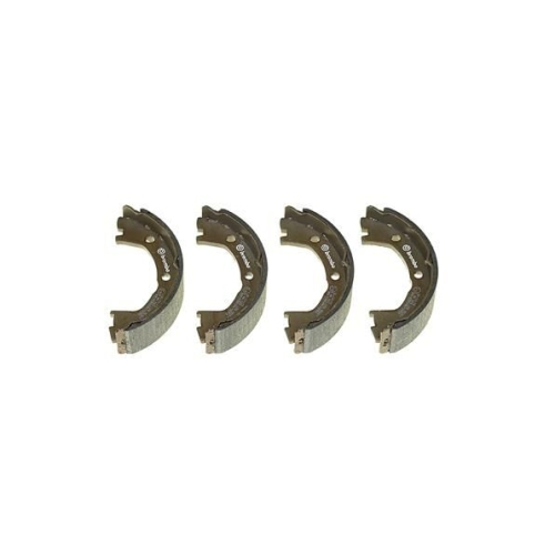 BREMBO Brake Shoe Set, parking brake S A6 506