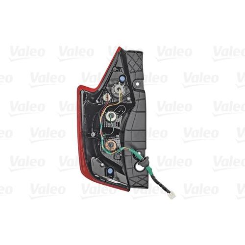 Combination Rearlight VALEO 045215 ORIGINAL PART NISSAN