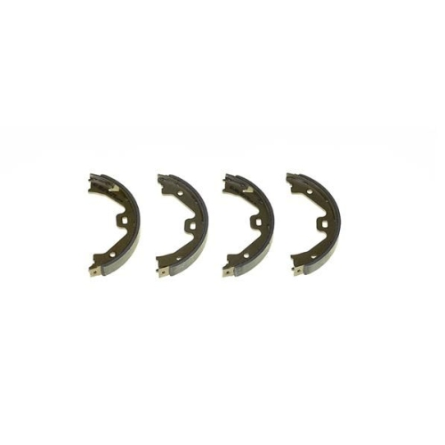 BREMBO Brake Shoe Set, parking brake S 52 509