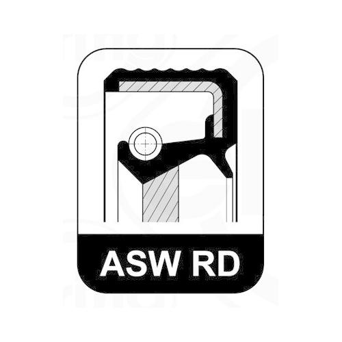 Seal Ring ELRING 290.760 AUDI SEAT SKODA VW