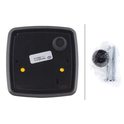 Indicator HELLA 2BE 003 014-251 AEBI DAF FIAT IVECO KÄSSBOHRER MERCEDES-BENZ O&K