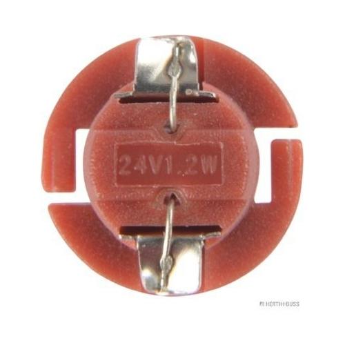 Bulb, instrument lighting HERTH+BUSS ELPARTS 89901234
