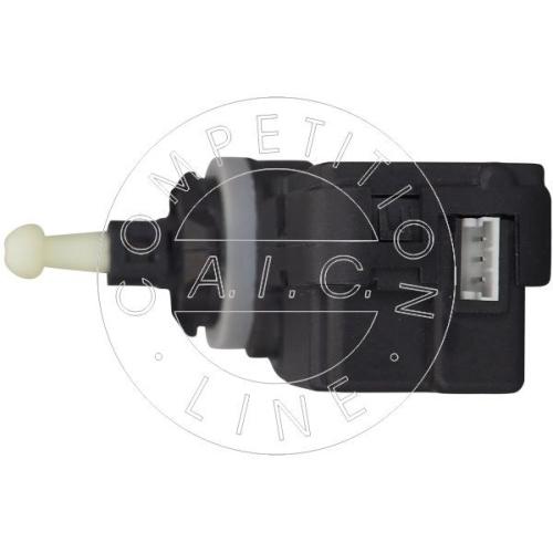 AIC control element, headlight range adjustment 58375